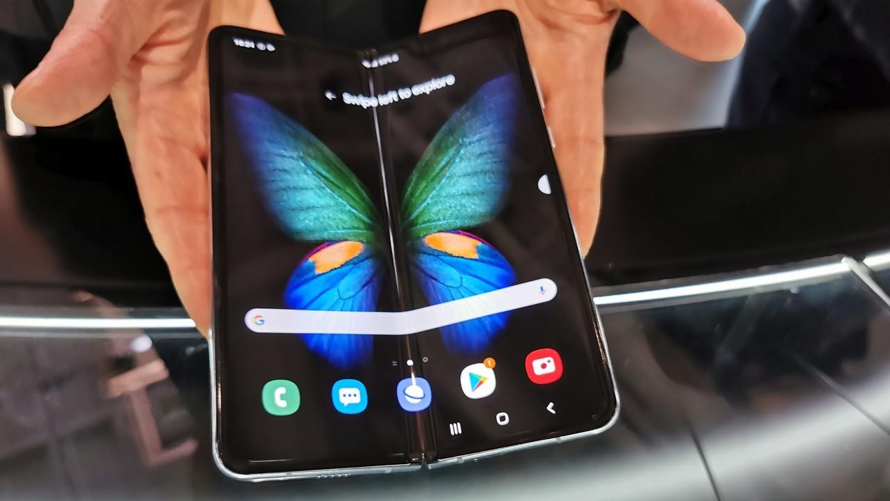 سامسونج جالكسي فولد Samsung Galaxy Fold