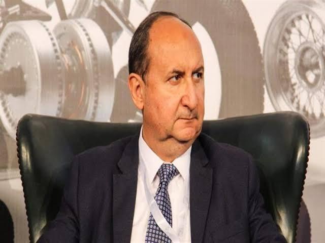 وزير الصناعة المصري