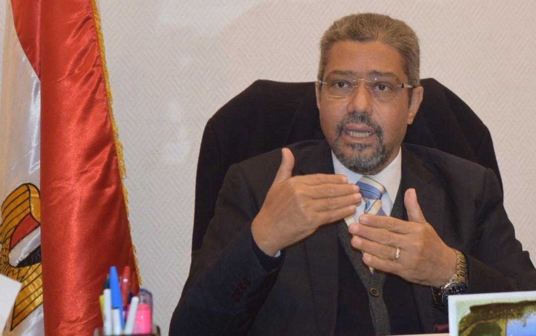 المهندس إبراهيم العربي رئيس الاتحاد العام للغرف التجارية المصرية