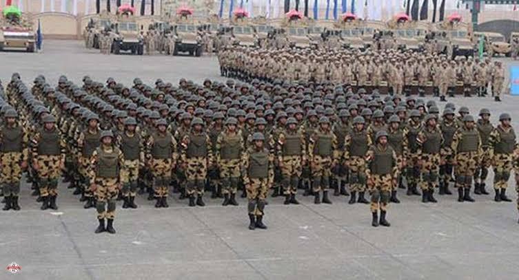 جيش مصر