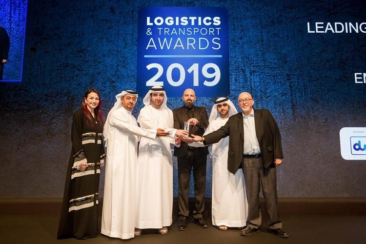 جائزة أفضل مزود لخدمات النقل بالشرق الاوسط