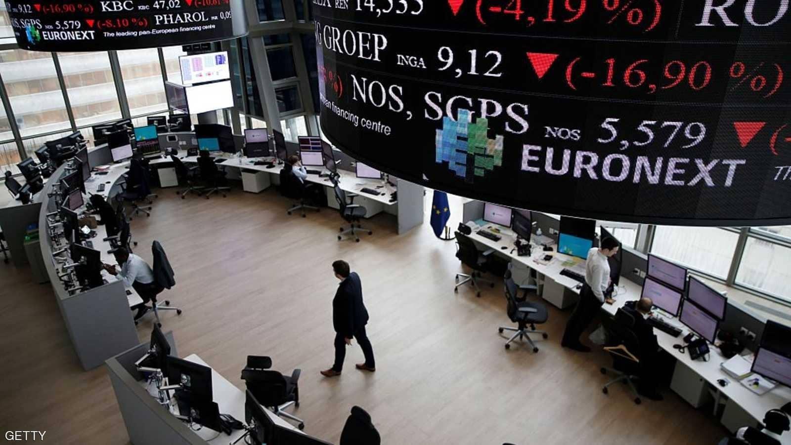 الاسهم الاوروبيه