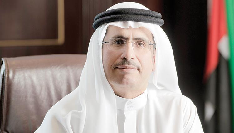 محمد سعيد الطاير الرئيس التنفيذي  لديوا