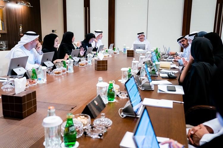 عبدالله زايد يترأس اجتماع مجلس التعليم والموارد البشرية