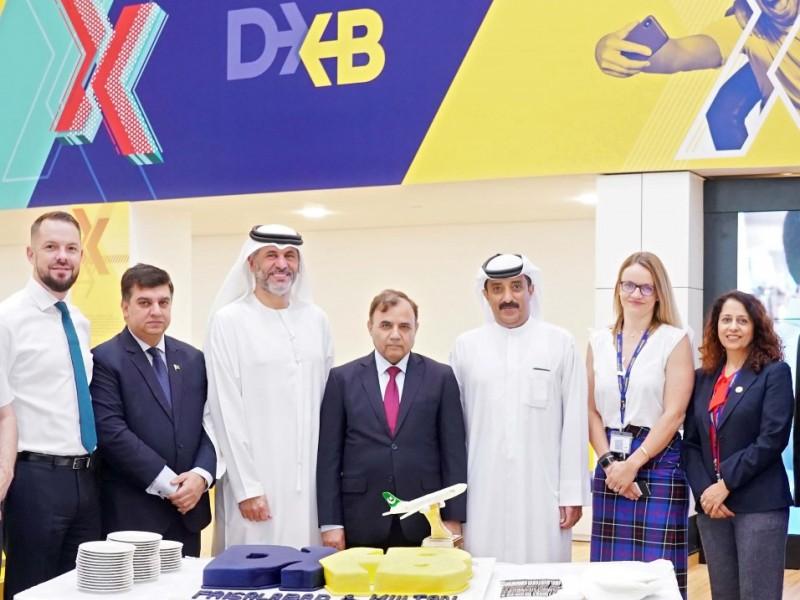 مطار دبي يطلق رحلات جديدة إلى باكستان