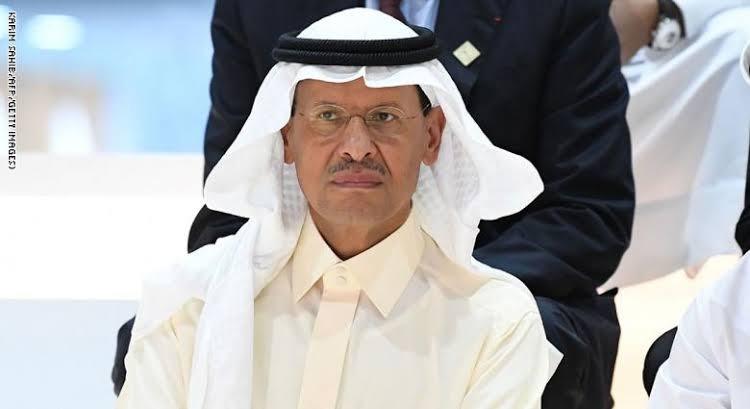 وزير الطاقة السعودي