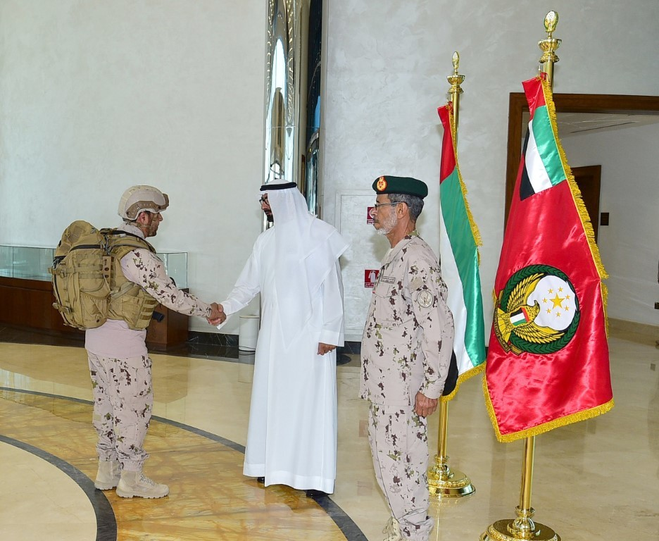 عودة القوات الاماراتية من عدن