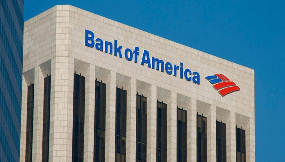 بنك اوف امريكا