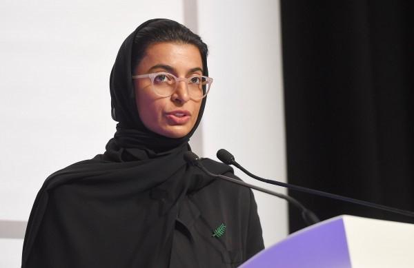 نورة بنت محمد الكعبي، وزيرة الثقافة وتنمية المعرفة