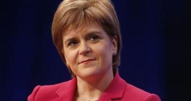 وزيرة أسكتلندا الأولى نيكولا ستيرجيون