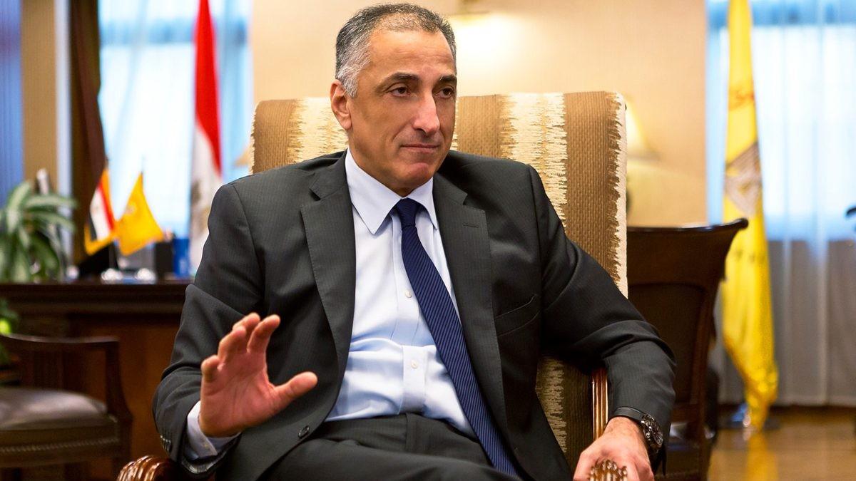 طارق عامر- محافظ البنك المركزي المصري