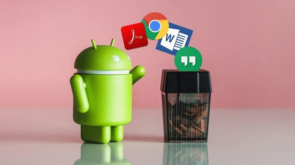 تطبيقات خطيرة يجب حذفها فورًا من هاتفك