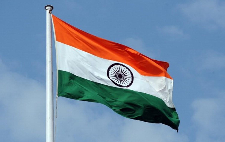 علم دولة الهند