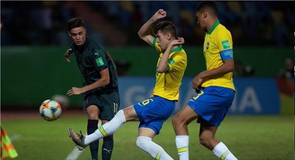إيطاليا والبرازيل