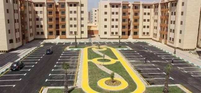 مشروع سكني في مصر