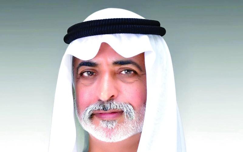 الشيخ نهيان بن مبارك آل نهيان