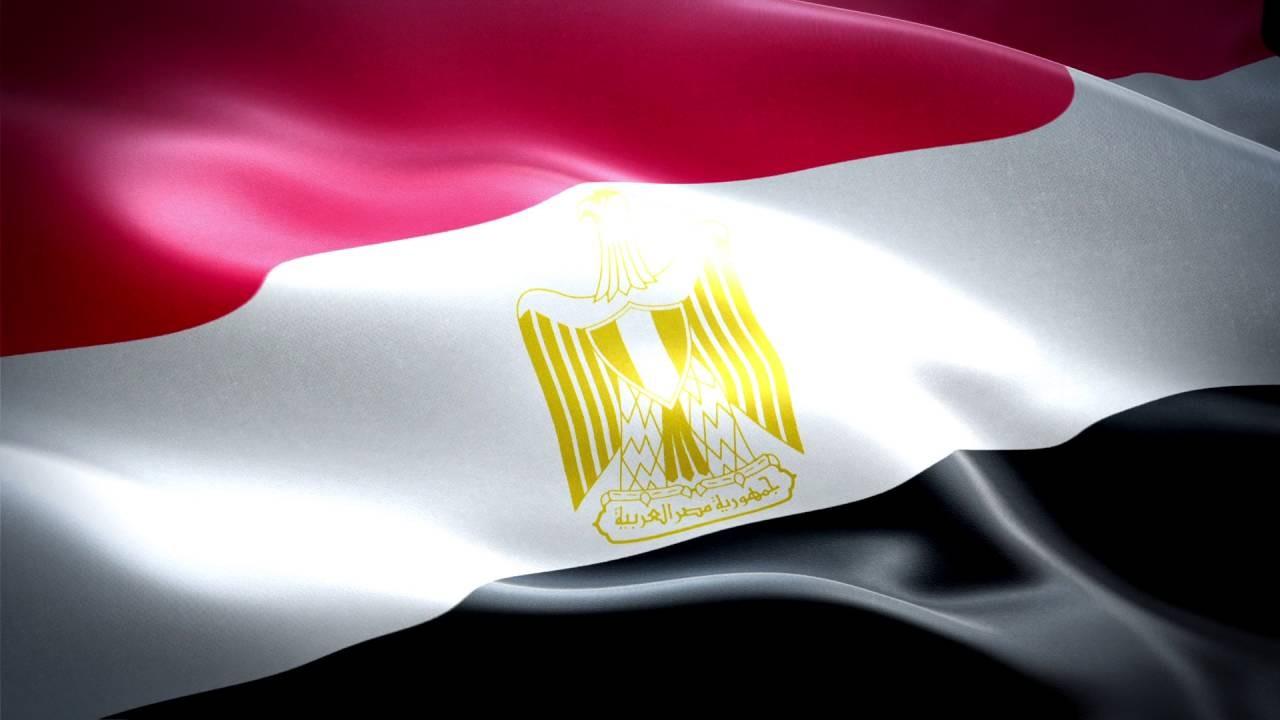 علم مصر