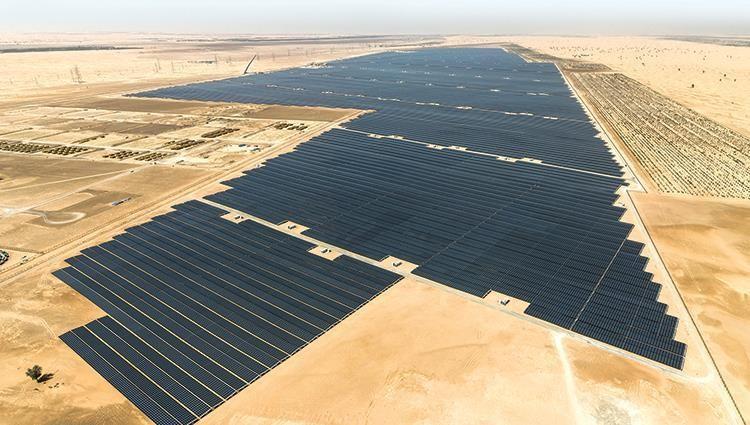 إنتاج الكهرباء من الطاقة الشمسية