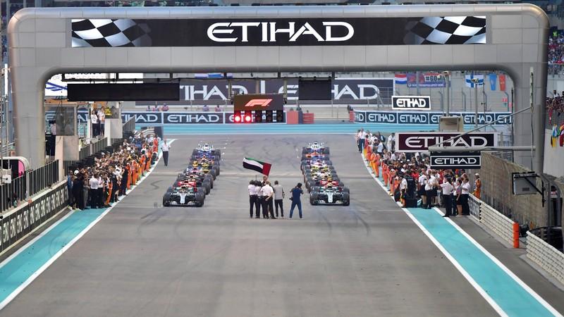 جائزة الاتحاد للطيران الكبرى للفورمولا 1