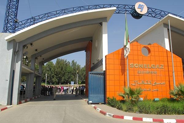 سونلغاز الجزائرية