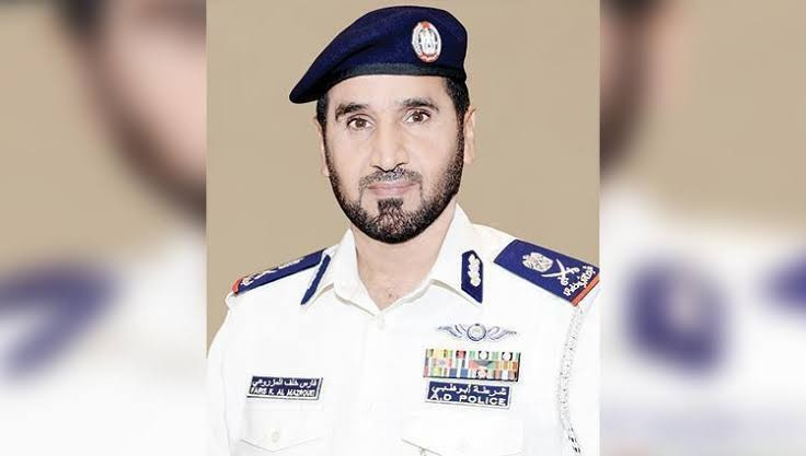 قائد عام شرطة أبوظبي