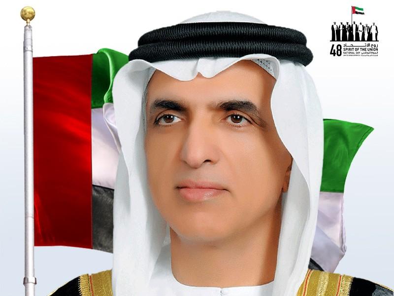 الشيخ سعود بن صقر القاسمي