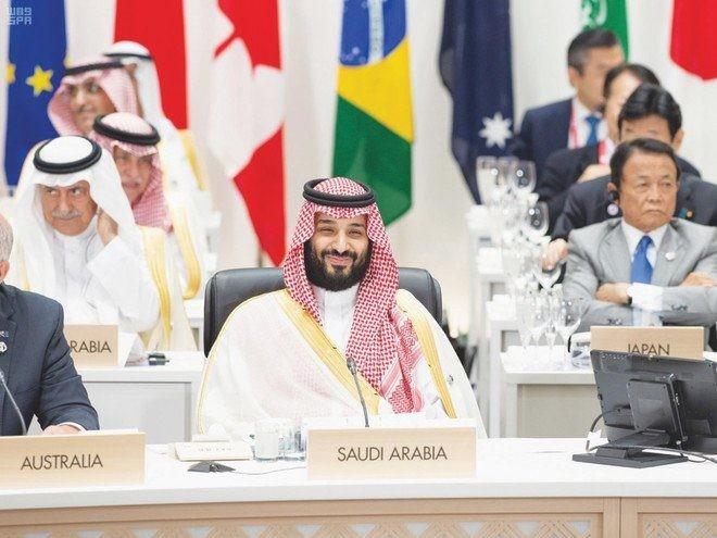 السعودية ترأس مجموعة العشرين
