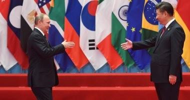 التعاون الروسي الصيني