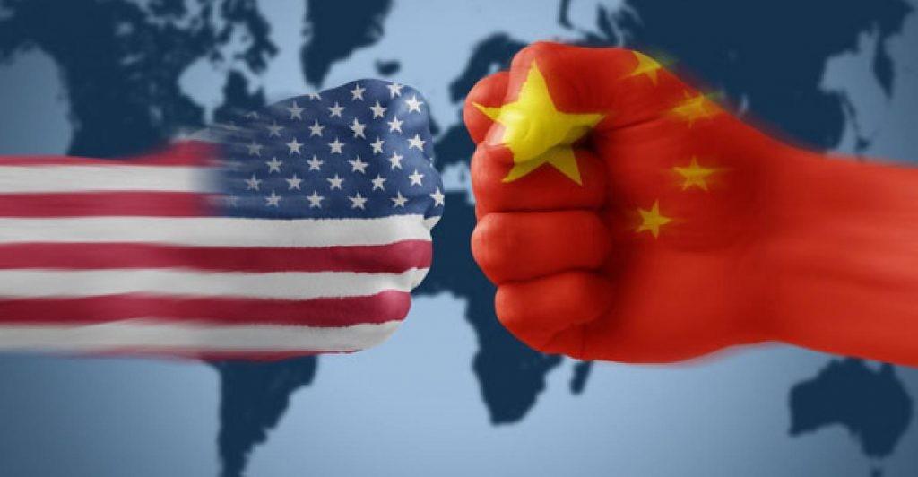 المواجهة الصينية الأمريكية