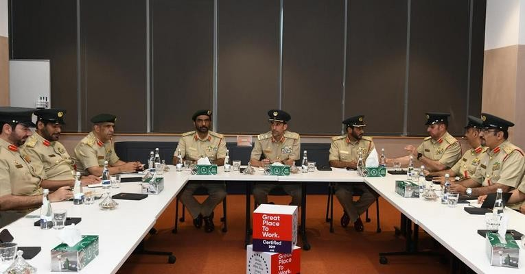 مجلس القيادات التنفيذية في شرطة دبي