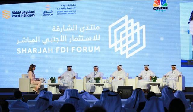 الشارقة للاستثمار الأجنبي المباشر