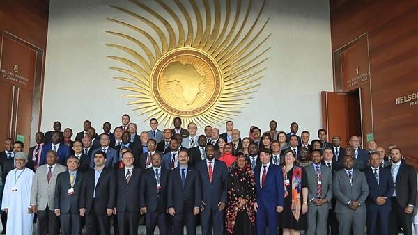 المنتدى البريدي الإفريقي