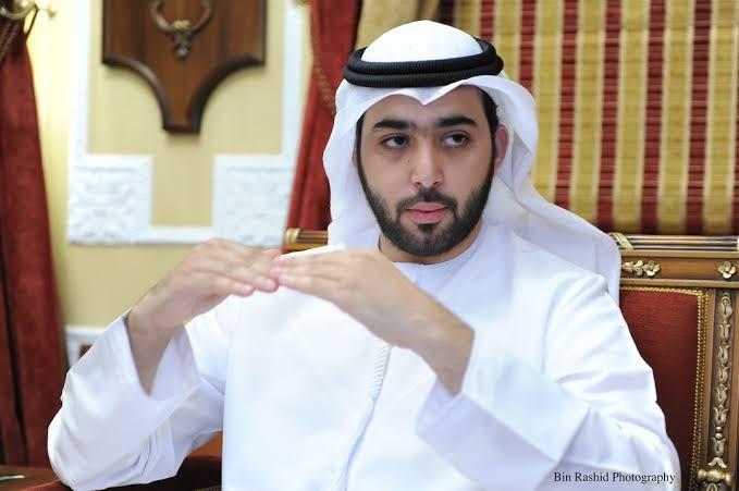 الشيخ راشد بن سعود بن راشد المعلا