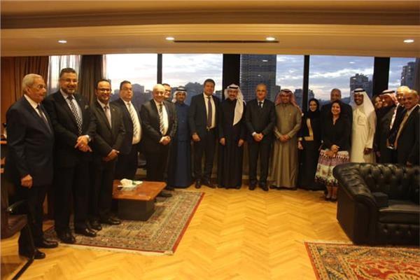 اتحاد الصناعات ومجلس الأعمال المصري السعودي