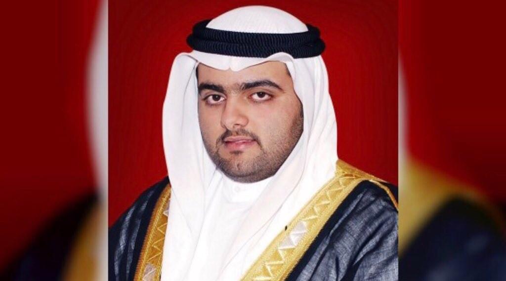 الشيخ محمد بن حمد بن محمد الشرقي