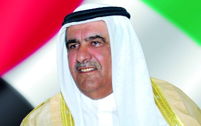 حمدان بن راشد يستقبل وفد المؤسسة الأوروبية لإدارة الجودة