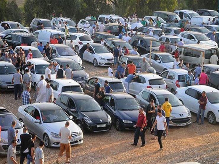 سوق السيارات المستعمل