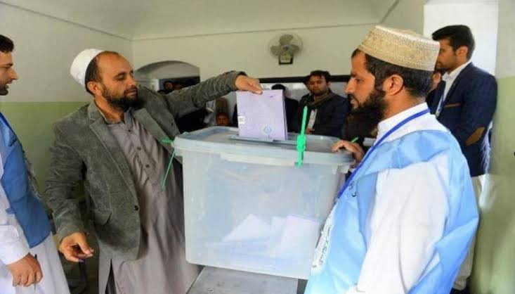 انتخابات الرئاسة الأفغانية