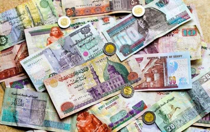أسعار العملات في مصر