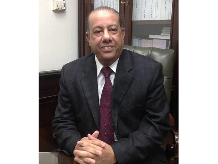 علي عبد العظيم حسين عبد العظيم- رئيس مصلحة الضرائب المصرية