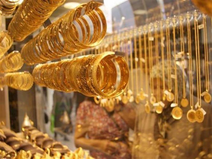 سعر الذهب اليوم السبت 4 1 2020 في مصر