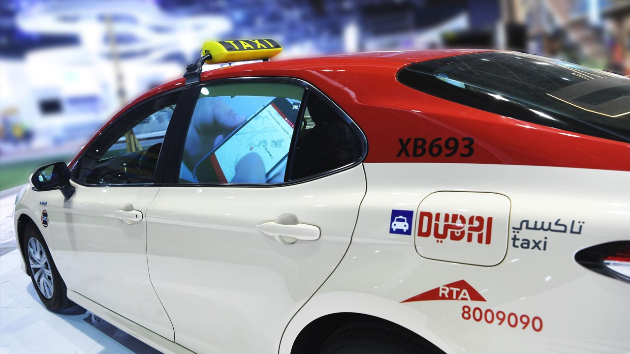 تاكسي دبي