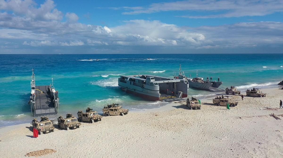 القواعت البحرية المصرية