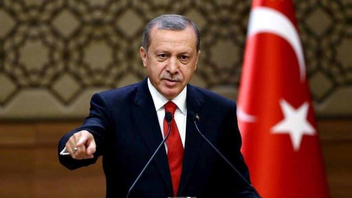 الرئيس التركي- رجب طيب أردوغان
