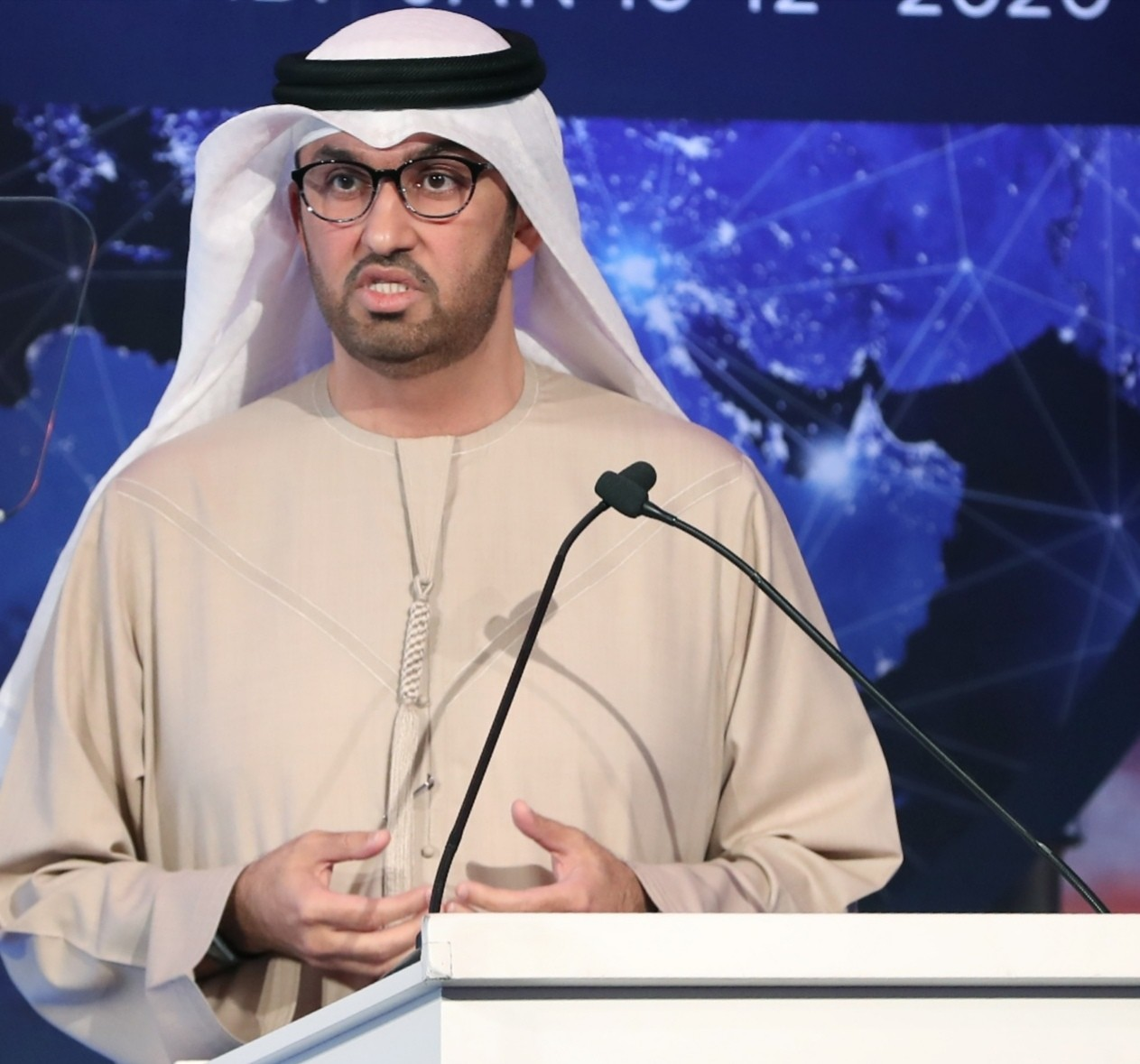 الدكتور سلطان بن أحمد الجابر