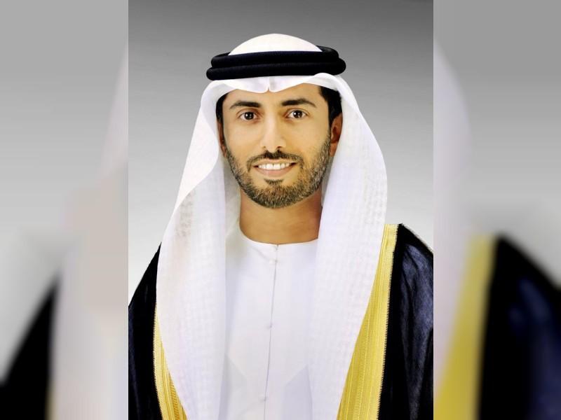 سهيل بن محمد فرج فارس المزروعي- وزير الطاقة والصناعة الإماراتي