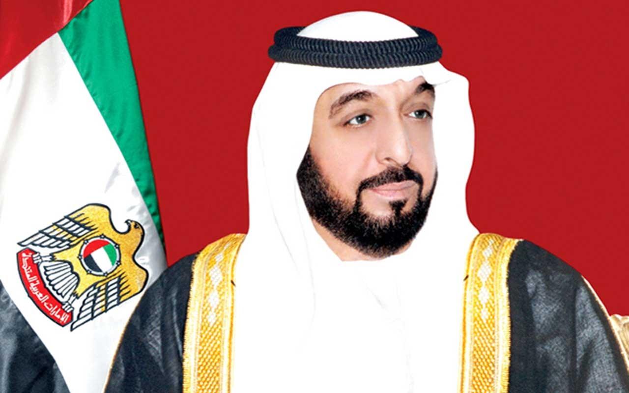 رئيس الإمارات