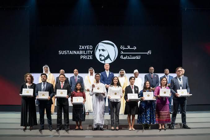 جائزة زايد للاستدامة