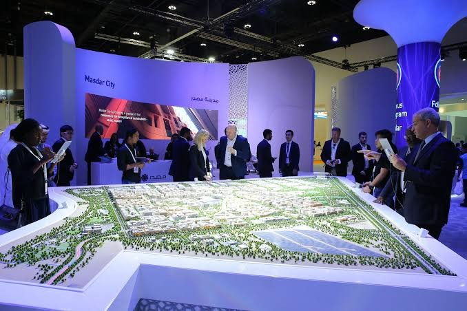 معرض القمة العالمية لطاقة المستقبل