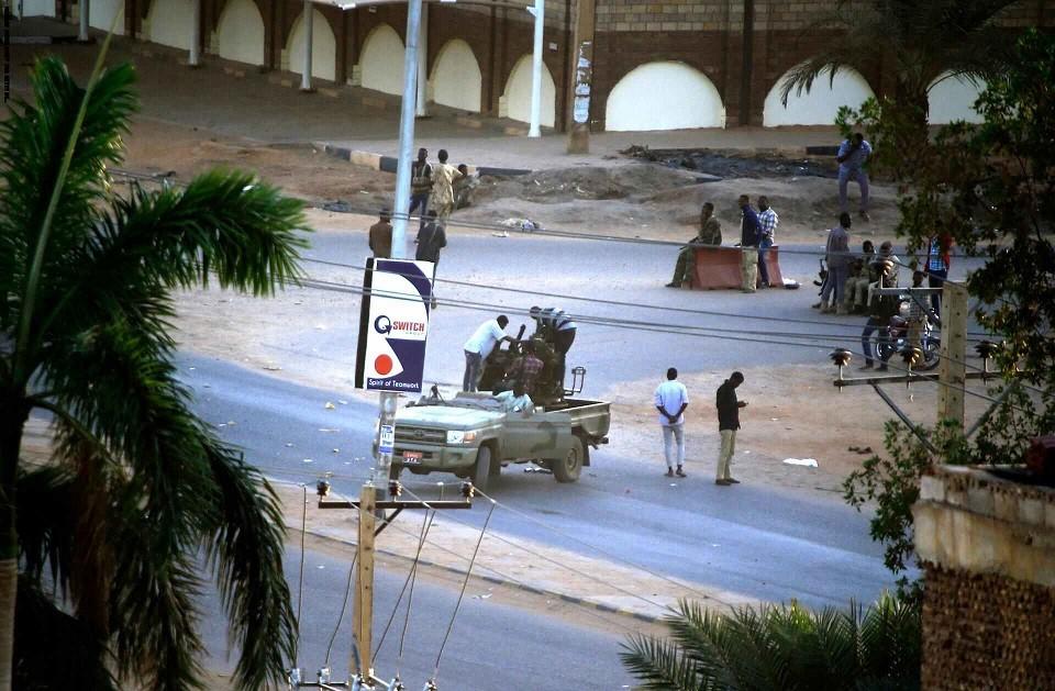 تمرد السودان